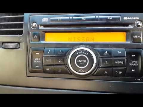 nissan micra 2009 stereo remove replace funnycat tv. Black Bedroom Furniture Sets. Home Design Ideas
