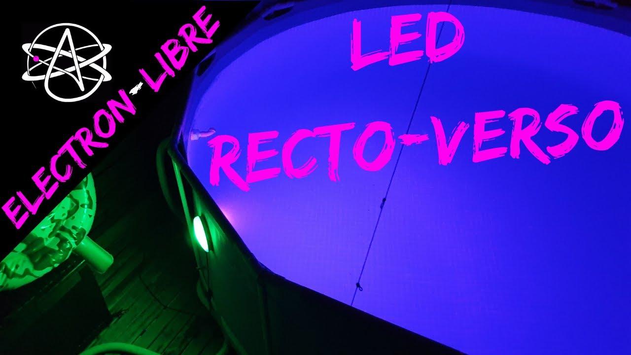 Eclairage Pour Piscine Tubulaire lampe / spot magnÉtique led multicolore pour piscine intex