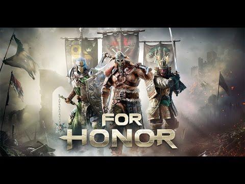 For Honor - как за несколько дней поднять героя до топа!