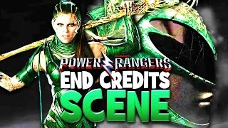 Power Rangers Movie End Credits Scene Explained - Green Ranger and Lord Zedd Sequels