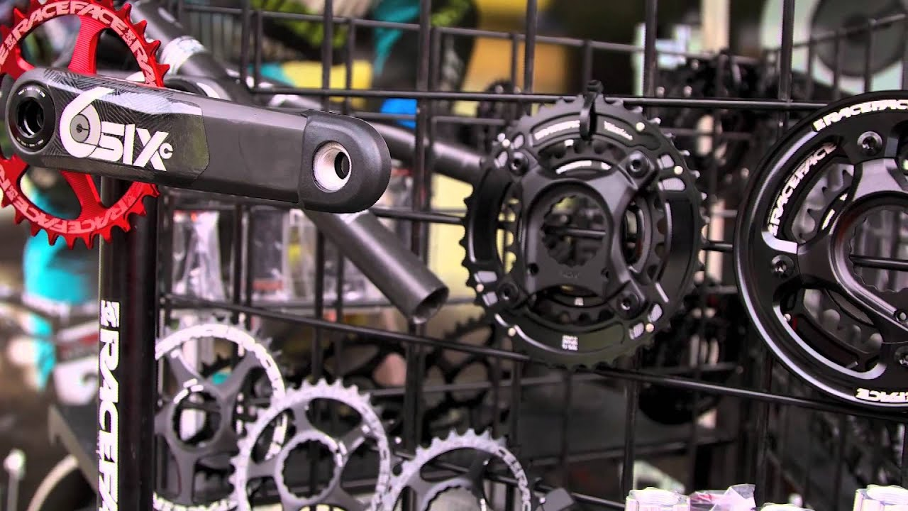2015 Race Face SixC Carbon Crankset - Cinch and more