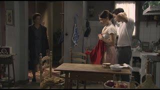 Amar C511 Serafina descubre a Américo y Lucía besándose