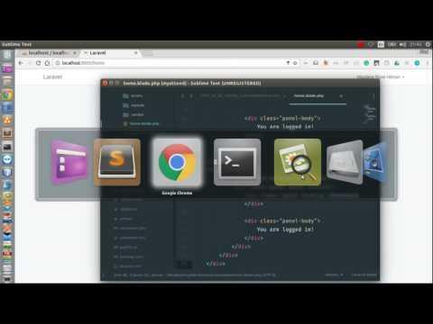Cara Membuat Aplikasi Dengan Laravel