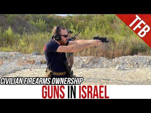 The Realities of Gun Ownership in Israel