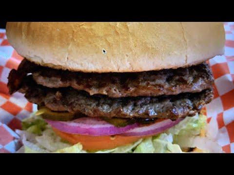Want A Cheap Good Burger And Fries In Oakland Adams Point? Ahns Burger 439 Grand Avenue