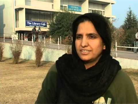 Image result for Meet First Pakistani Student Who Did Her Ph. D From Kashmir University