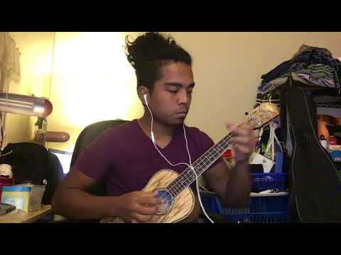 Tamia - Officially Missing You Ukulele Instrumental Cover