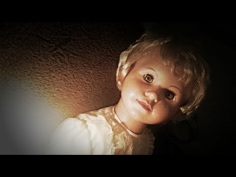 REAL, direct and clear EMF responses - Peggy the Haunted Doll