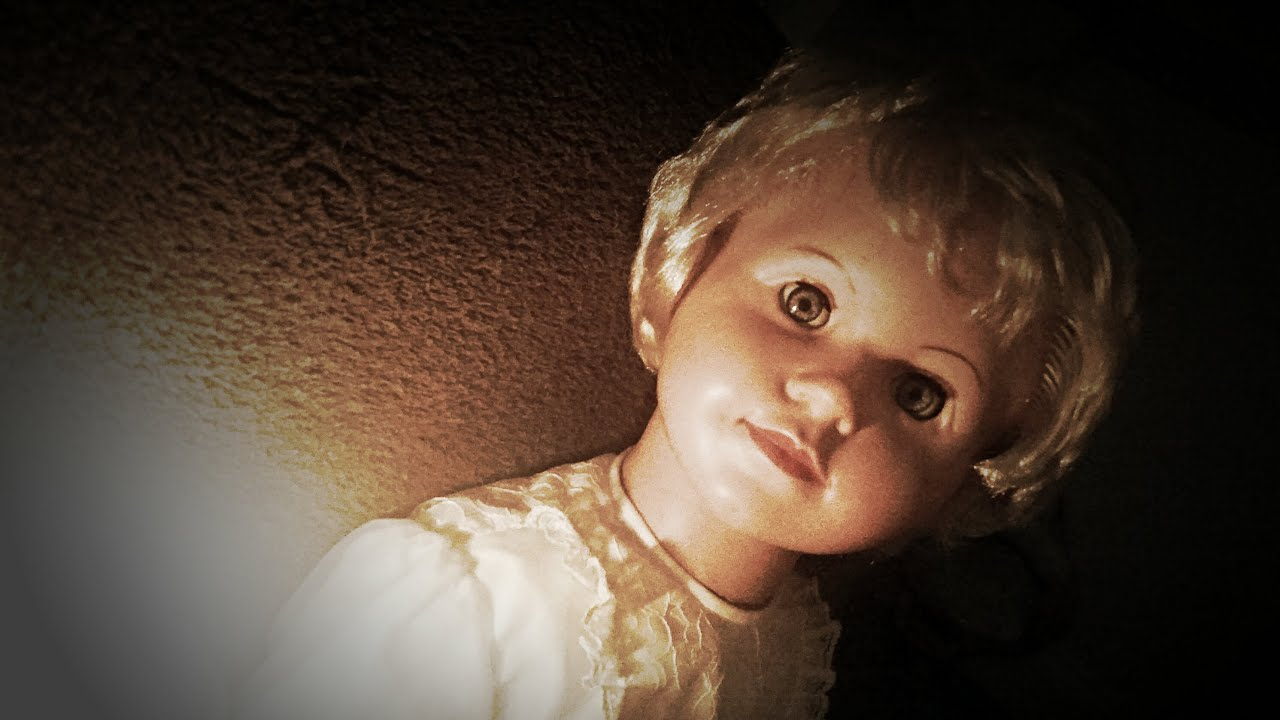 Download REAL, direct and clear EMF responses - Peggy the Haunted Doll