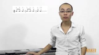 Nhạc lý cơ bản 16. Luyện chưởng đếm nhịp