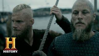 Vikings: The Battle Begins - Sneak Peek  (Season 4, Episode 10) | History