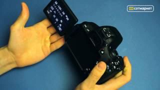 Видео обзор Canon EOS 700D Kit от Сотмаркета(Купить Canon EOS 700D Kit 18-55 IS STM и узнать дополнительную информацию можно на сайте магазина: http://www.sotmarket.ru/product/canon-eos..., 2013-08-02T08:48:39.000Z)