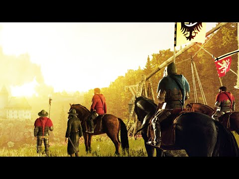 Kingdom Come: Deliverance – Day & Night Cycle Time Lapse Special [FullHD]