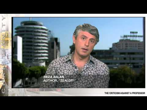 Islam vs Christianity   United States   20130728   Reza Aslan   The Life & Times of Jesus