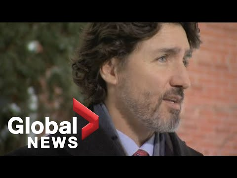 Coronavirus: Trudeau, federal ministers provide update on Canada's COVID-19 response | LIVE