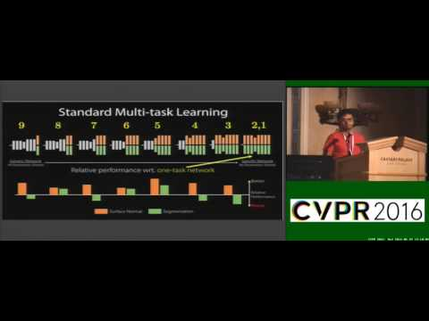 Cross-Stitch Networks for Multi-Task Learning