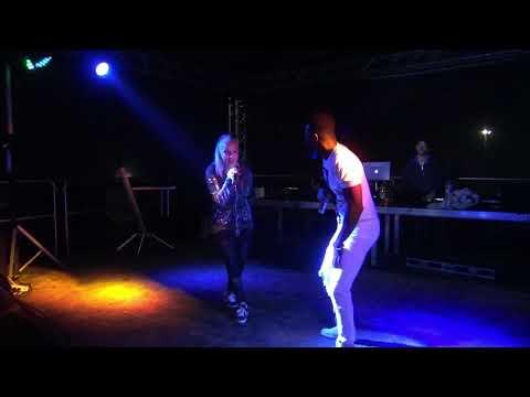Emily & Justice - DJ Snowman - Letisko Plaveč