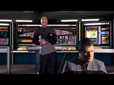 Star Trek: Intrepid, The Stone Unturned - Commentary