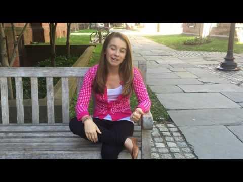 Madeline Bauer Schwarzman Scholars Video Introduction