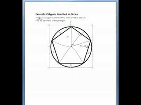 Inscribed Polygons