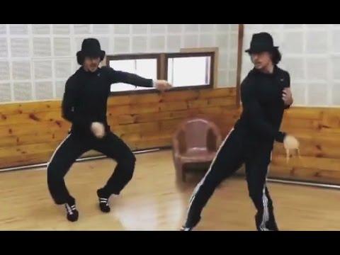 Tiger Shroff Michael Jackson Dance HD