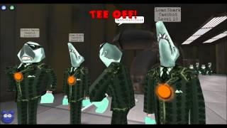 Toontown Rewritten: Cashbot Bullion Mint