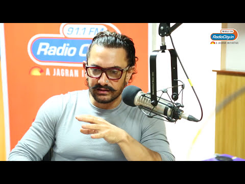 Secret Superstar: The Complete Interview with Aamir Khan Part 1