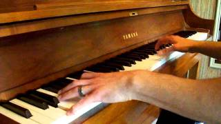 Ants Marching- Dave Matthews Band Piano Cover