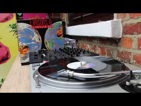 Liaisons D - He Chilled Out (Remix) Frank De Wulf 1990 Classic