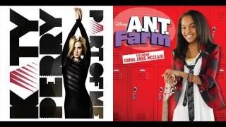 Katy Perry & China Anne McClain  - Part Of Unstoppable (A.N.T Farm Mashup)