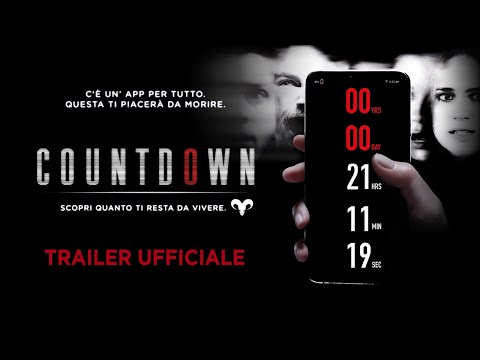 Countdown - Trailer italiano ufficiale [HD]