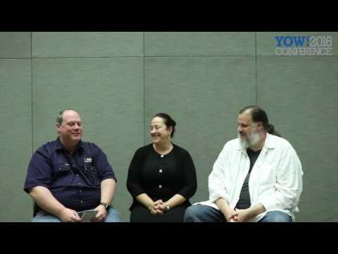 YOW! 2016 Interview Lisa Montgomery & Todd L. Montgomery