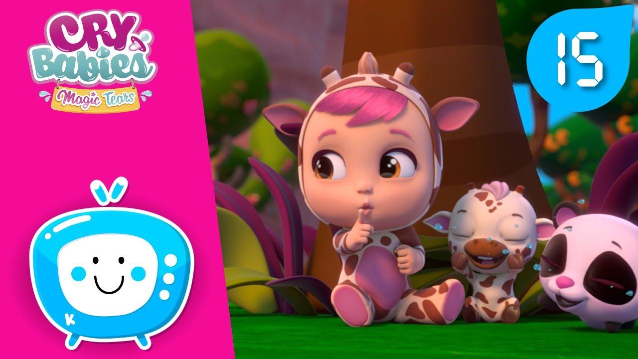 Animacja dla dzieci 🦒 KOLEKCJA 🦒 CRY BABIES 💧 MAGIC TEARS 💕 Wszystkie Odcinki 🌈