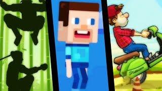 Ich spiele erneut Handy Spiele aus eurer Kindheit!