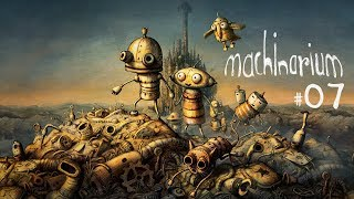 Machinarium - #7 - Arcade