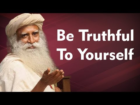 Be Truthful to Yourself - Spiritual Life - Motivational Video