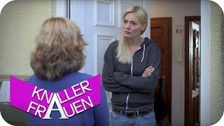 Martina wimmelt Nachbarschaftsbeschwerden ab