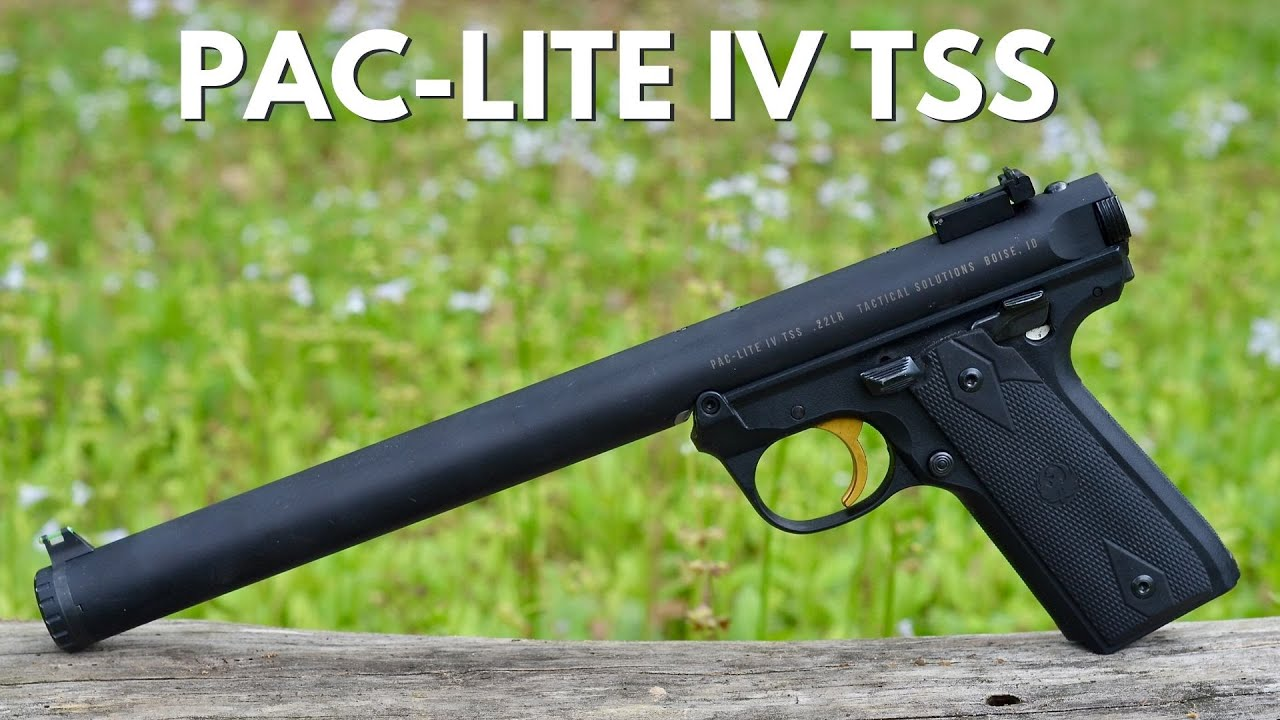 Pac-Lite IV TSS Review - Silencer Shop Authority