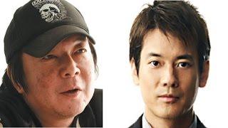 【貴重】古田新太と唐沢寿明が役者についてマジで語る ふるちんと唐沢さ...