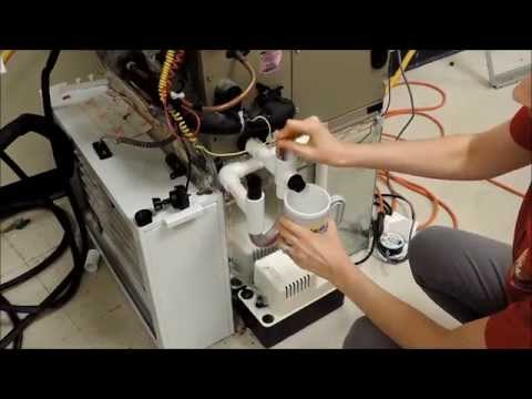 No cooling? How to clean the EZ trap in your heat pump or furnace