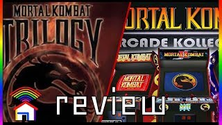 Mortal Kombat 1, 2, 3/Trilogy/Arcade Kollection review - ColourShed