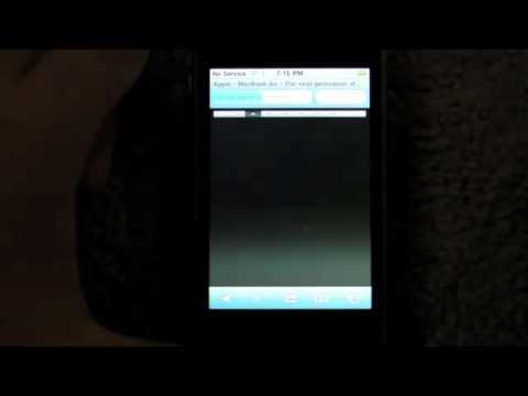 iPhone 3G nhanh hơn nhiều sau khi cài thử iOS 4.2 GM.flv