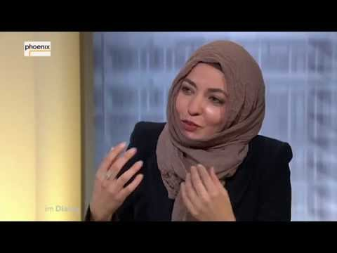 Khola Maryam Hübsch im Dialog mit Alfred Schier am 24.01.2015