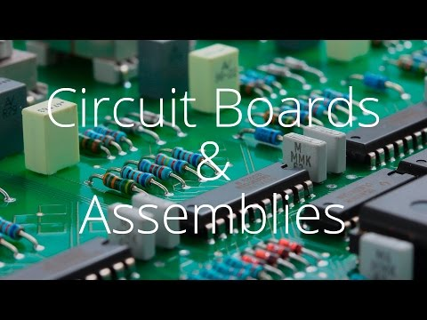 Galco Electronic Repair Service / Circuit Boards and Assemblies / Pre-Priced or FREE Evaluation