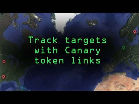 How To: Track a Target Using Canary Token Tracking Links