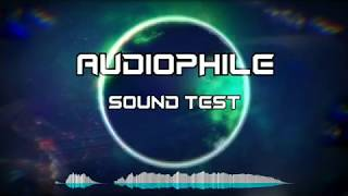 AUDIOPHILE - Sound Test Fullrange +12db lowpass +12db highpass Bass & Treble