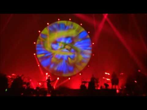 "Brit Floyd. HMH Amsterdam.(Live).""One Of These Days"".28-10-2016."