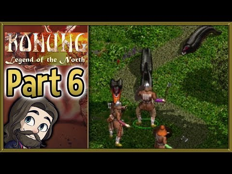 Konung: Legend of the North Gameplay - Part 6 - Let's Play Walkthrough