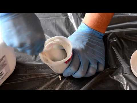 Making a paste with Glass Bubbles