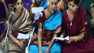 On Swami Desikan A Musical presentation by Desika Sabha Andal Goshti on Thirunakshtra dinam